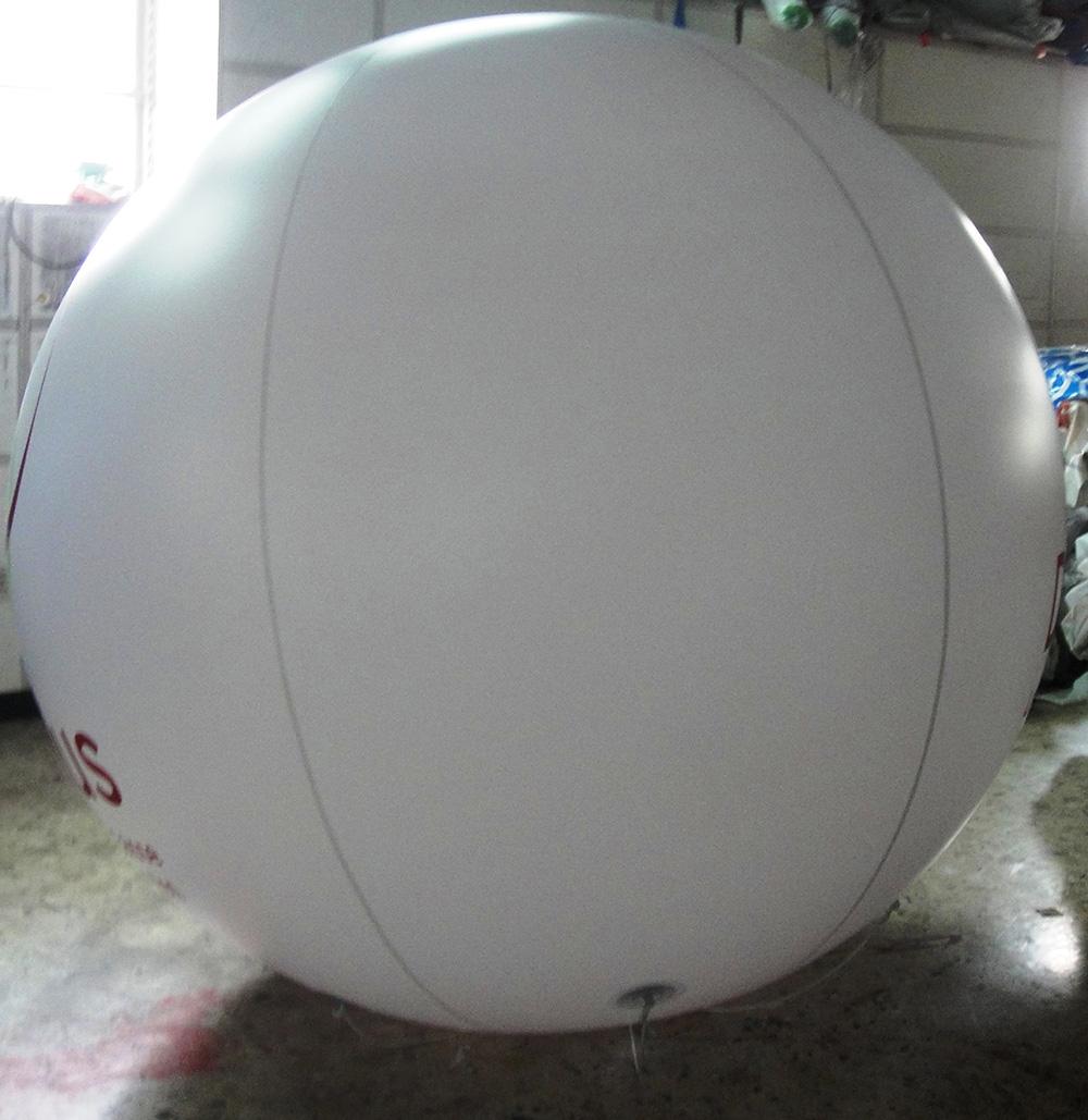 Sph re publicitaire h lium d ciplus - Sphere gonflable vente ...