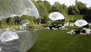 ballon bulle ou sph re lumineux et eclairant publicitaire sur tr pied gonflable sur tr pied. Black Bedroom Furniture Sets. Home Design Ideas